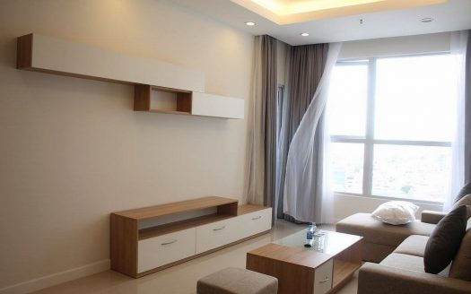 Brand New Apartment with 2BRs, Balcony, Full Furniture in Prince Residence apartment