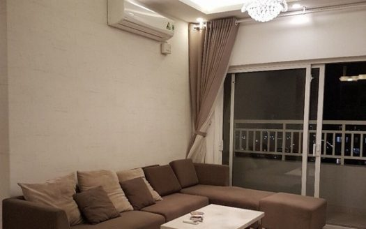Sunrise City Apartment on high floor for rent, Balcony, Spacious, 2 bedrooms, $1100