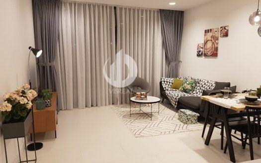City Garden Apartment - 01 bedroom, are delicately designed.