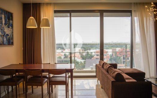 Nassim Thao Dien Apartment –Expensive furniture,Quiet space.