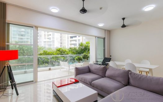 Estella apartment with beautiful swimming pool view, nicely furnished, $1450
