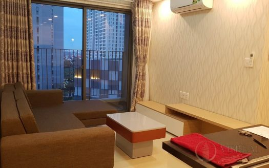 Masteri Thao Dien - apartment for rent, Nice view, high floor, 2 BRs, full furniture, 800$.