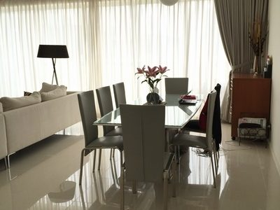 Cheap price! 2 bedrooms for rent in Estella apartment, nice view, high floor.