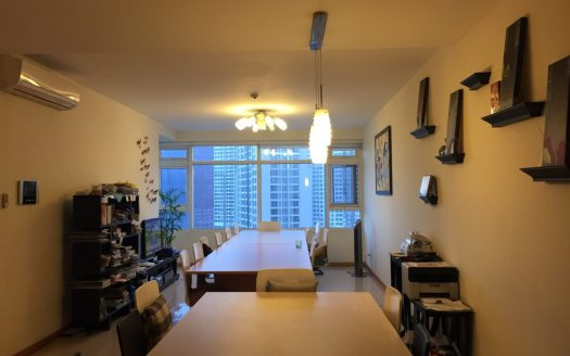 Beautiful 3Brs apartment for rent in Saigon Pearl, full furniture, nice view