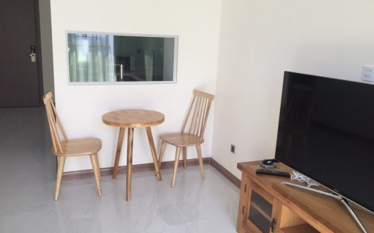 Apartment with full furniture, high floor, nice city view in Vinhomes Central Park