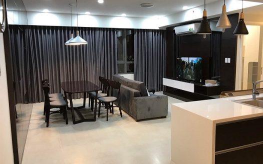 Masteri Thao Dien - 3Brs, Smart Design, High Floor, $1200