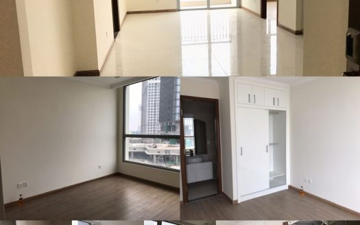 Vinhomes Central Park - Apartment for rent with unfurniture, 3Brs, $900, Near City center