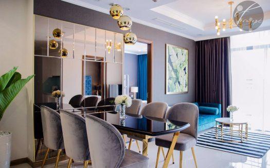 Vinhomes Central Park - 3BRs, Luxury apartment, High Floor, Smart Design