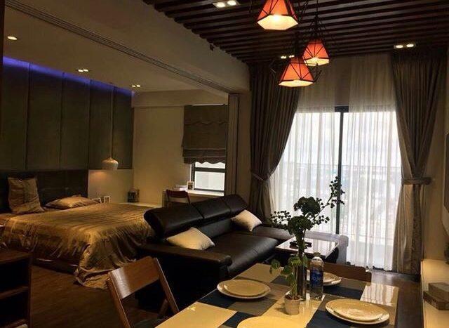 Masteri Thao Dien - Nice Design, 1bedroom, 48sqm, $750, Dist.2