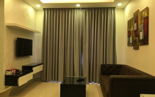 Cosy decorated 2 bedrooms apartment, 76sqm at Sunrise City