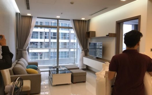Vinhomes Central Park - The Apartment is located on High Floors, Park 4, Nice, 2Brs