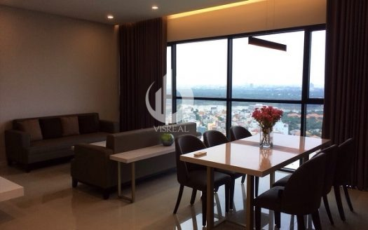 Ascent Apartment - Warmest place with City and River View , 3BRS, 115sqm