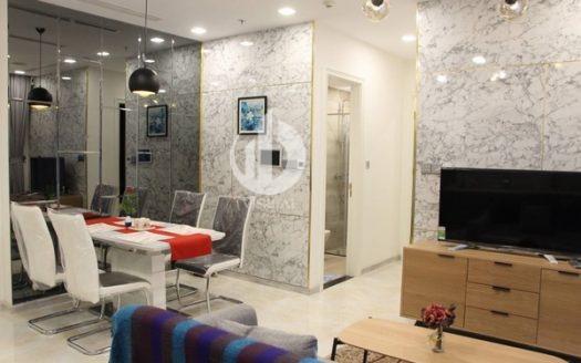 Vinhomes Golden River Apartment - Modern interior decoration, 2Brs, 12th floor