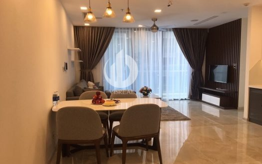 Vinhomes Golden River Apartment -A comfortable life in the heart of bustling Saigon.