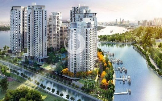 Diamond Island Apartment For Rent in Ho Chi Minh City
