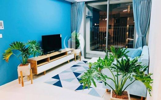 Masteri An Phu Apartment -Decorated bonsai helps bring fresh air to the apartment.