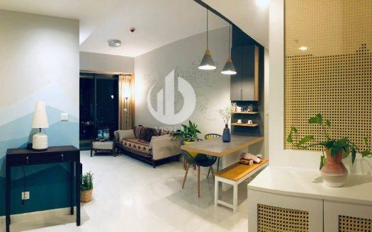 Masteri An Phu apartment artistic 1
