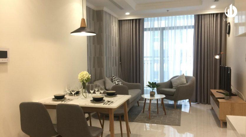 Apartment for rent in Vinhomes